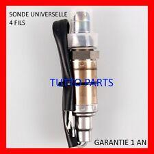 SONDE LAMBDA UNIVERSELLE 4 FILS 0258003716 - 0258003717 - 0258003718
