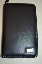 Corneliani Leather Travel Wallet Brand New