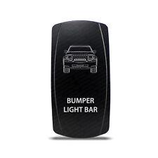 CH4X4 Rocker Switch  Jeep  Liberty KK Bumper Light Bar Symbol - Amber  LED