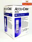 Accu-Chek Aviva Glucose Test Strips - 50 Pack