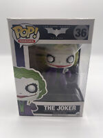 Funko POP! DC Heroes: Batman The Dark Knight - The Joker #36 - Damaged