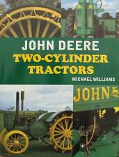 LIVRE/BOOK : JOHN DEERE TRACTEURS À DOUBLES CYLINDRE (two-cylinder tractors