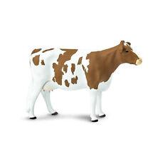 AYRSHIRE COW Replica 162129 ~ NEW for 2017  FREE SHIP/ USA with $25.+ SAFARI LTD