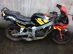 2004 HONDA SUPERSPRINT NSR 75 FOR PARTS PLEASE INQUIRE FOR PART NEEDED