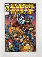 Cyberforce Vol 2 # 1 November 1993 Image Comics