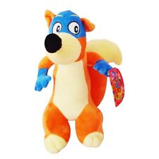 1 X 30CM DORA THE EXPLORER SWIPER THE FOX PLUSH DOLL KIDS SOFT BEAR STUFFED TOY