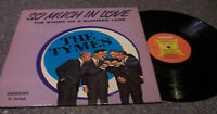 "The Tymes ""So Much In Love"" PARKWAY DOO-WOP LP"