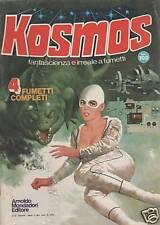 KOSMOS  mondadori 1976 / 77  serie completa  1 / 8