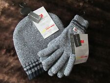Mens THINSULATE Hat & Gloves (One Size) BRAND NEW with Tags