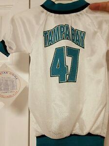 Tampa Bay Lightning, Dog Jersey Shirt, #47