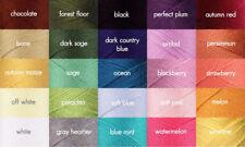 Caron Simply Soft Yarn Solids Color Choice Loom Knit Crochet