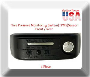TPMS Tire Pressure Monitoring System Sensor Fits Front & Rear BMW Motorcycle