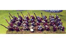 15mm Fantasy Orcian Spearmen with Shields (35 figures)