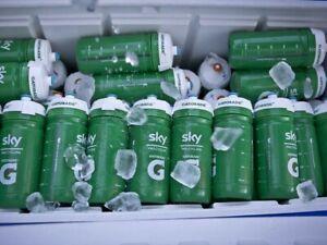 Team Sky/GB/Gatorade Bidons - BRAND NEWX 2 Bottles