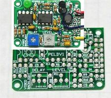 TV backlight video audio signal LED dimmer PCB, DIY LCD monitor ambilight board