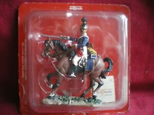 FIGURINE NAPOLEON Del Prado,n°69. Le cavalier du 1er régiment de cavalerie .