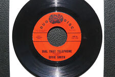 """7"""" Effie Smith - Dial That Telephone - US Duo Disc"""