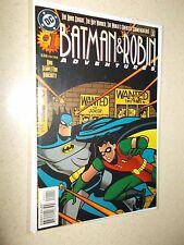 Batman & Robin Adventures #1 NM First Print Harley Quinn Paul Dini