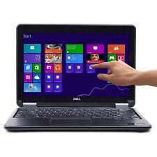 """Dell Latitude E7240 12.5"""" i7 2.1GHz 8GB 256GB/SSD Touchscreen W8P Ultrabook PC"""