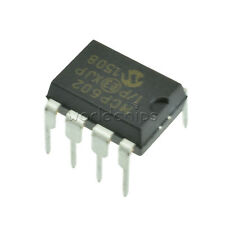 10PCS MCP602-I/P IC OPAMP DUAL SNGL 8DIP BEST SUPPLY