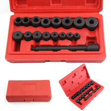 17 Pc Universal Clutch Aligning Car Van Mechanics Garage Kit Alignment Tool