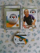 MINT / BRAND NEW condition Table Tennis - Xbox 360 RN30