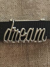 Dream Slide Charm (Silver)  for 10mm Slide Keep Bracelets
