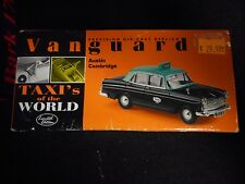 Vanguards - Austin Cambridge Taxi (1:43)