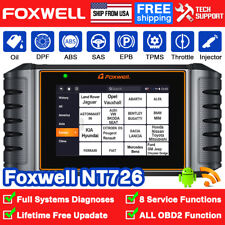 Automotive All System Car Diagnostic Scan Tool Obd2 Scanner Abs Dpf Epb Tpms Oil