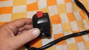 An 250 400 AN250 AN400 Interrupteur Droite Interrupteur de Démarrage Burgman