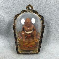Pendant Mae Per Statue in Oil cranium skull Thai Amulet Good Love Charm Sex