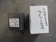 Crestron Pw-1205 Power Supply pack 120Vac 12Vdc