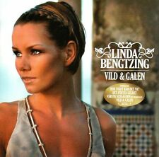 CD Linda Bengtzing,Vild & Galen, schwedisch, Eurovision