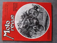 ** Moto Revue n°1652 125 M.Z / 125cc Honda / Honda 90cc