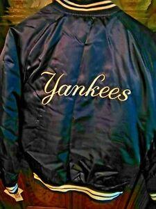 New York NY Yankees Reversible Jacket Boys size L (16/18) tags still on