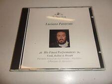 CD Luciano PAVAROTTI-his finest dall'interpretazione/Verdi, Bellini & Mozart