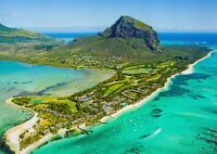 A1| Amazing Mauritius Island Poster Size 60 x 90cm Landscape Poster Gift #16659