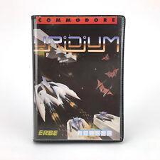 URIDIUM - ESTUCHE ERBE ESPAÑA / HEWSON DREADNOUGHT COMMODORE 64 CBM CASSETTE C64