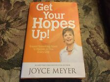 GET YOUR HOPES UP! EXPECT SOMETHING GOOD TO HAPPEN TO YOU EVERY JOYCE MEYER  NEW