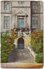 P.C The Entrance To  Bolsover Castle Derby Derbyshire Good Condition P U 1905