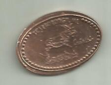 Elongated penny (cent) Cabela'S Scarborough Me Retired zinc coin