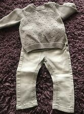 Next Baby Boy 3/6 Months Outfit