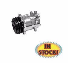 Sanden Chrome 508 V-Belt A/C Compressor R134a - SCV508C