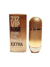 212 Vip Rose Own The Party Extra By Carolina Herrera Limited Edition 80 ml