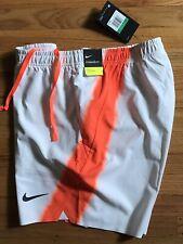 Nike Nikecourt Rafa Nadal Tennis Shorts White  Men's XL White