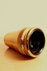 KOWA Anamorphic 35 Prominar made in japan cinema lens - with Nikon lens case!