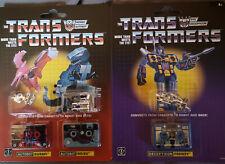 Transformers G1 kassetten CASSETTES  FRENZY, GURAFI, NOIZU 3er pack Neu/ovp