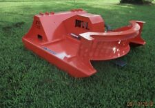 "72"" Mtl Xc7 Extreme Skid Steer Brush Cutter-3 Blade Double Flywheel -$219 Ship"
