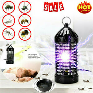 Electric Fly Bug Zapper Mosquito Insect Killer LED Light Trap Lamp Pest Control