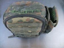 IFAK Erste Hilfe Tasche, Santasche, Koppeltasche, Bundeswehr 5-fach Flecktarn